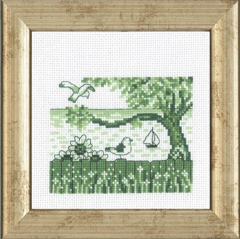 〔Permin〕 刺繍キット P13-5433