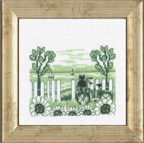 〔Permin〕 刺繍キット P13-5435