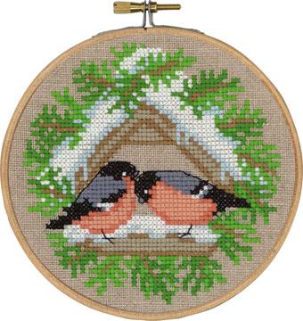 〔Permin〕 刺繍キット P13-6240