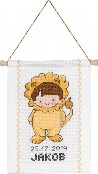 〔Permin〕 刺繍キット P13-8817