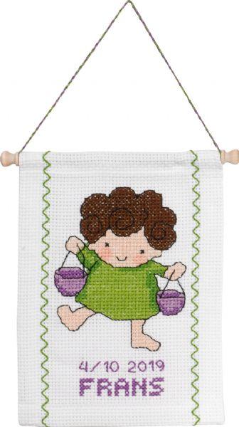 〔Permin〕 刺繍キット P13-8819
