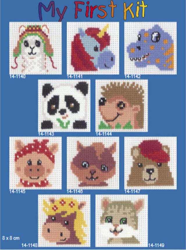 〔Permin〕 刺繍キット P14-114x