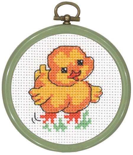 〔Permin〕 刺繍キット P14-1342