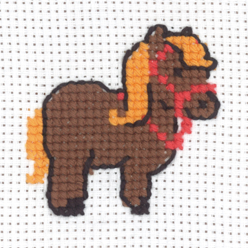 〔Permin〕 刺繍キット P14-3338