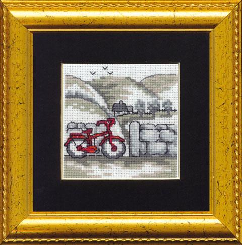〔Permin〕 刺繍キット P14-8410