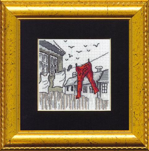 〔Permin〕 刺繍キット P14-8411