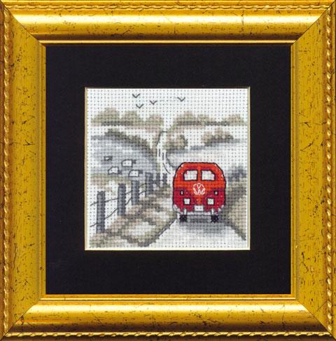 〔Permin〕 刺繍キット P14-8412