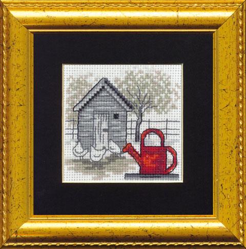 〔Permin〕 刺繍キット P14-8414