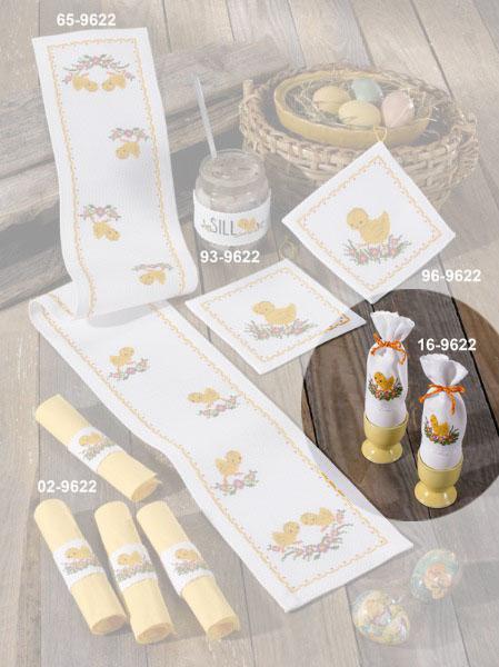 〔Permin〕 刺繍キット P16-9622