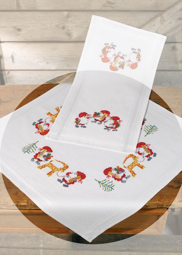 〔Permin〕 刺繍キット P27-0616