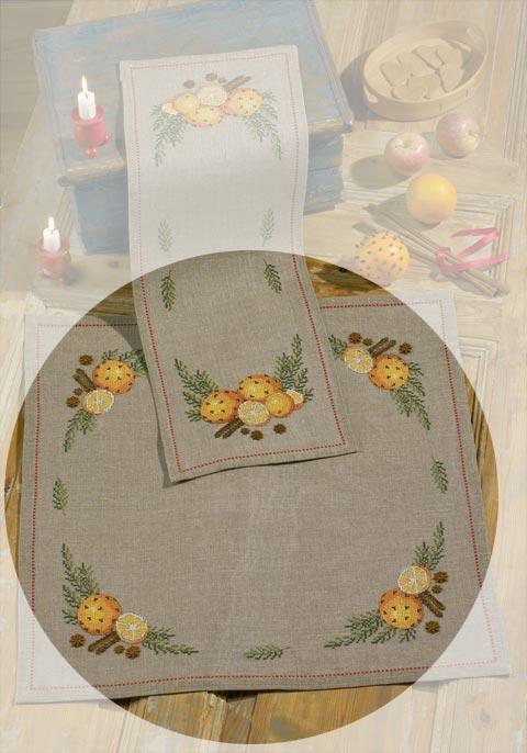 〔Permin〕 刺繍キット P27-2629