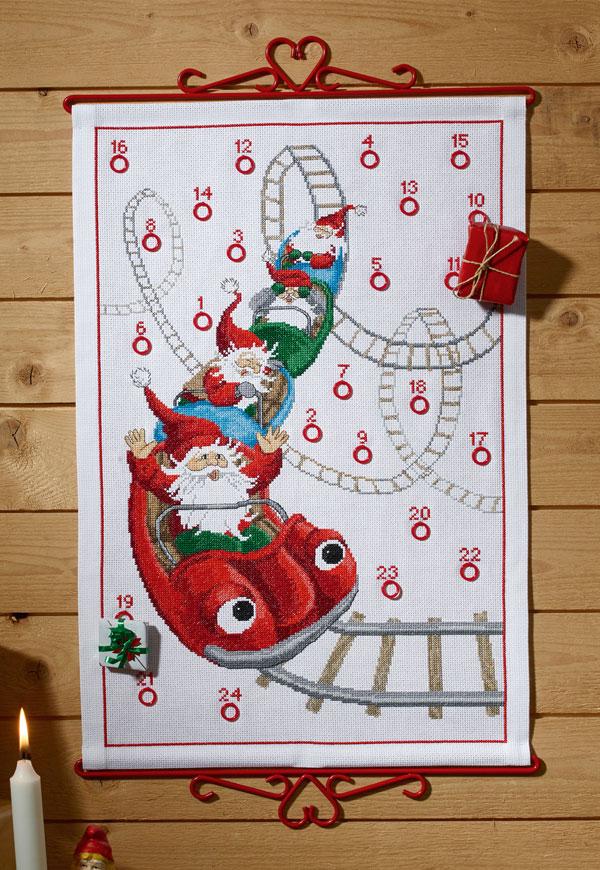 〔Permin〕 刺繍キット P34-1605
