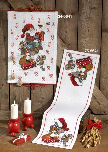 〔Permin〕 刺繍キット P34-5641