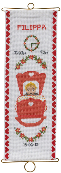 〔Permin〕 刺繍キット P36-1317