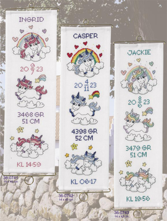 〔Permin〕 刺繍キット P36-074x