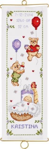 〔Permin〕 刺繍キット P36-2345