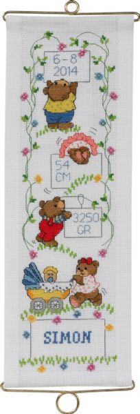 〔Permin〕 刺繍キット P36-3345
