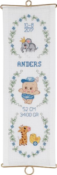 〔Permin〕 刺繍キット P36-7109