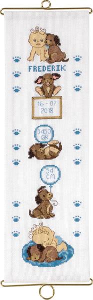 〔Permin〕 刺繍キット P36-7451