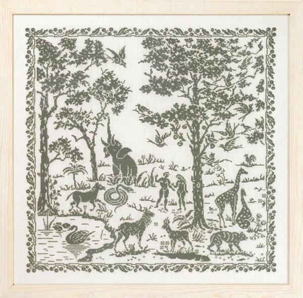 〔Permin〕 刺繍キット P39-2425