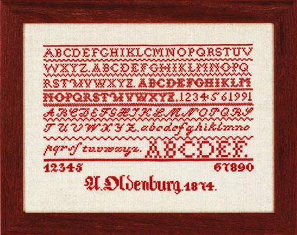 〔Permin〕 刺繍キット P39-3103