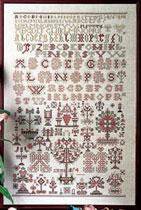 〔Permin〕 刺繍キット P39-4454