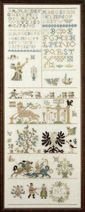 〔Permin〕 刺繍キット P39-8302
