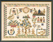 〔Permin〕 刺繍キット P39-9329