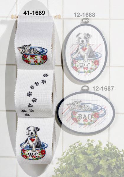 〔Permin〕 刺繍キット P41-1689