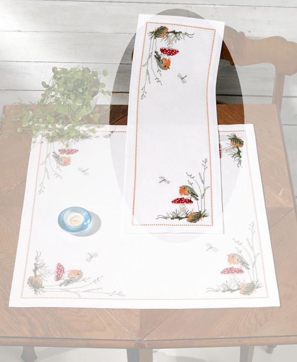 〔Permin〕 刺繍キット P63-0734