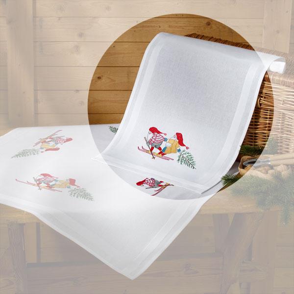 〔Permin〕 刺繍キット P63-1601