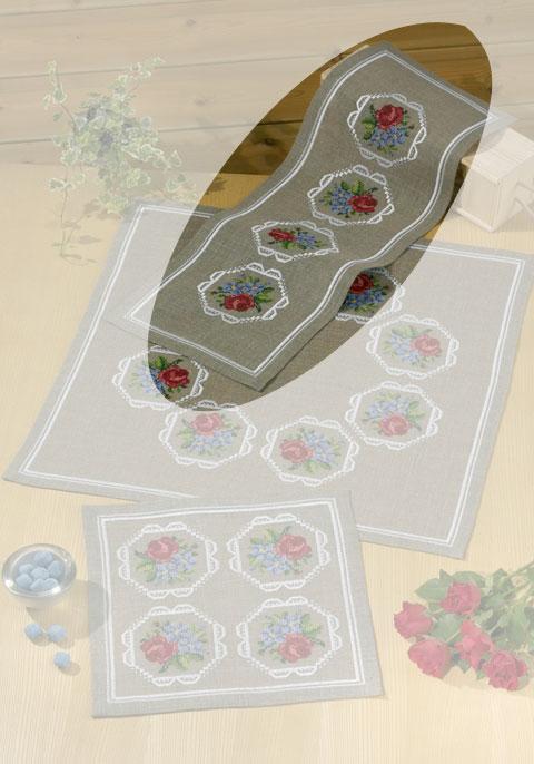 〔Permin〕 刺繍キット P63-1655 <在庫処分セール 10%OFF>【即日発送可】