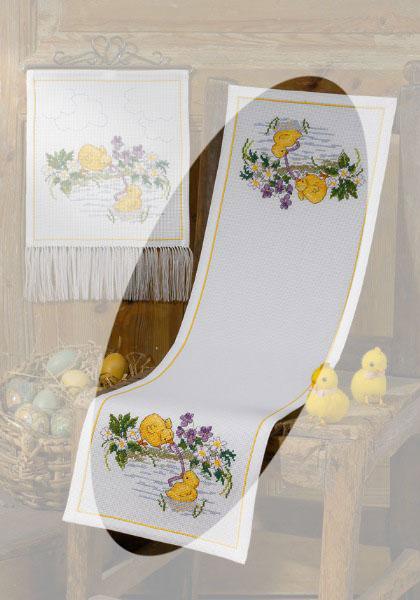 〔Permin〕 刺繍キット P63-1682
