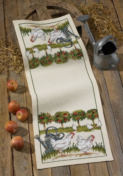 〔Permin〕 刺繍キット P68-1595