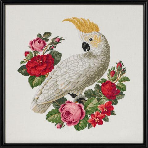 〔Permin〕 刺繍キット P70-9587 <7月のおすすめキット>