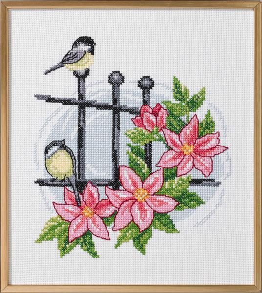 〔Permin〕 刺繍キット P90-0410