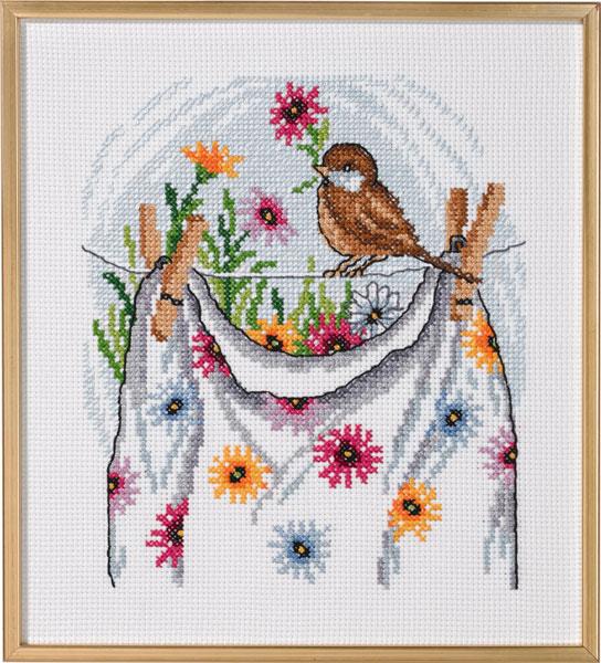 〔Permin〕 刺繍キット P90-0411