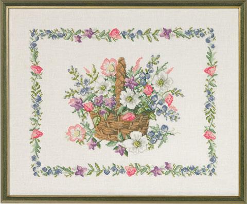 〔Permin〕 刺繍キット P90-9582