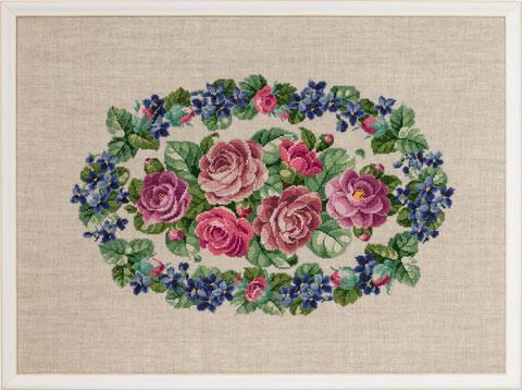 〔Permin〕 刺繍キット P90-9585