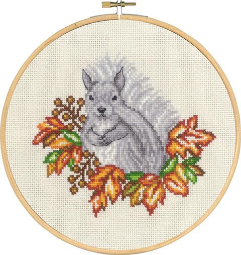 〔Permin〕 刺繍キット P92-0302