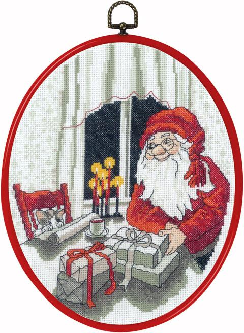 〔Permin〕 刺繍キット P92-0621