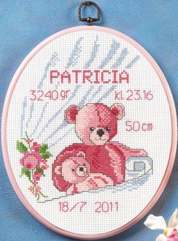〔Permin〕 刺繍キット P92-0901