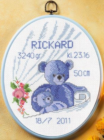 〔Permin〕 刺繍キット P92-0902