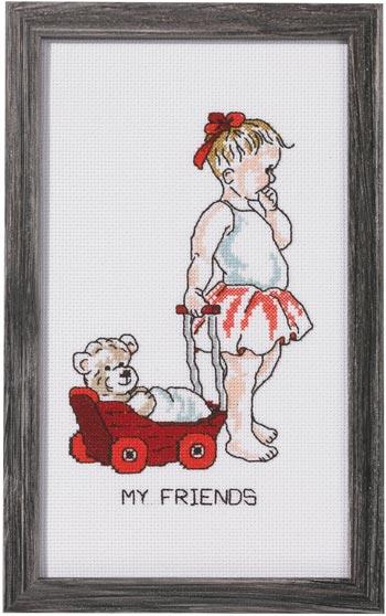 〔Permin〕 刺繍キット P92-1182