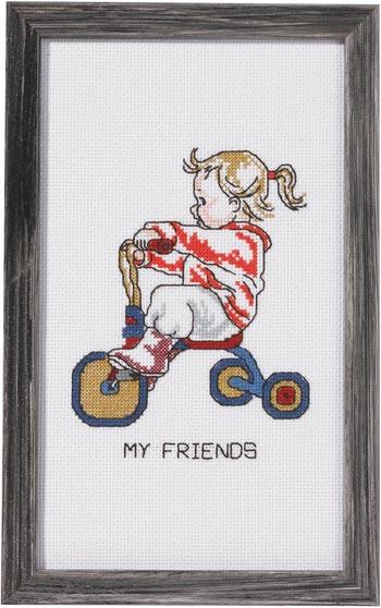 〔Permin〕 刺繍キット P92-1184