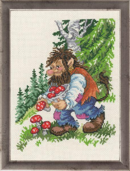 〔Permin〕 刺繍キット P92-1589