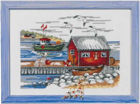 〔Permin〕 刺繍キット P92-2309