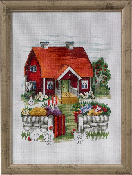 〔Permin〕 刺繍キット P92-3125