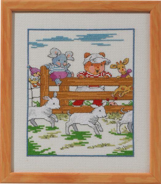 〔Permin〕 刺繍キット P92-3310