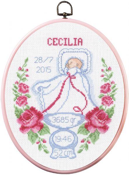〔Permin〕 刺繍キット P92-3706